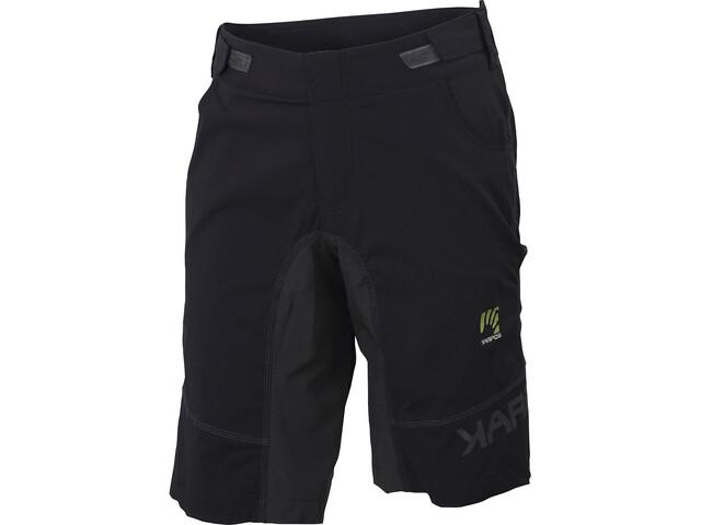 Karpos Ballistic Evo Pantalones cortos Hombre, black/dark grey